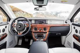 rolls royce phantom white interior. 2018 rollsroyce phantom interior wood dash brown white leather rolls royce n