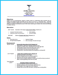 Bartender Resume Examples Sample Also Example Of Bright Bartending