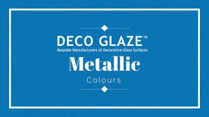 Deco Glaze Colour Chart Deco Glaze Metallic Colour Range