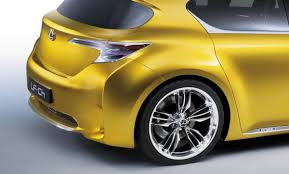 Lexus LF-Ch Hatchback Concept Fully Revealed, Updated Gallery with ...