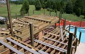 2020 deck framing footing guide