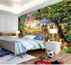 Behang Kinderkamer Zebra Beste Custom 3d Foto Behang Kinderkamer