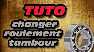 tuto changer roulement d un tambour how to replace the wheel bearings on drum brakes you