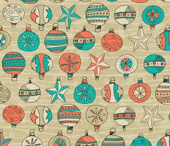 Retro Holidays Retro Holiday Fabric Seidabacon Spoonflower