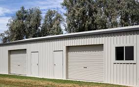 garage door for shedPersonal Access Doors for Sheds Factories  Warehouses