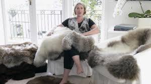 black sheepskin rug. Natural Black New Zealand Sheepskin Rugs From GorgeousCreatures.com.au - YouTube Rug