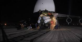 S-400 teslimatında ikinci gün ile ilgili görsel sonucu