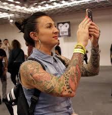 Firenze I Tatuaggi Più Incredibili Alla Florence Tattoo Convention