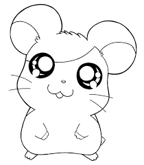 Coloring page with a dog that climbed a kennel beautiful coloring page with mom and two puppies Hamtaro Coloring Home