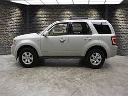 2008 ford escape tire size 2008 used ford escape 4wd 4dr v6 automatic limited at tom masano
