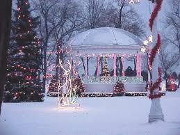 Washington Park Michigan City Christmas Lights Festival Of Lights Michigan City In Michgian City