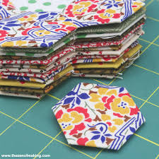 The     best English paper piecing ideas on Pinterest   Paper     co nnect me