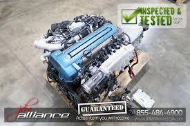 JDM Toyota 2JZ-GTE 3.0L DOHC Twin Turbo VVTi Engine ECU Wiring ...