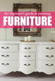 painting furnitureLiveLoveDIY The Beginners Guide to Painting Furniture