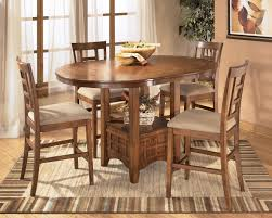 Ashley Furniture Kitchen Table And Chairs Buy Ashley Furniture Cross Island Round Counter Height Table Set