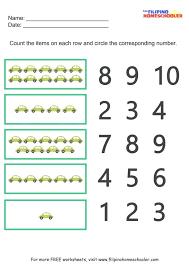 Free St Day Math Printable Worksheets For Kindergarten Subtraction ...