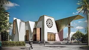 courtesy urban office. Modren Urban The Haiti Cathedral  Urban Office Architecture  Arch2Ocom Courtesy Of  On