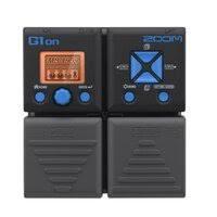 «Гитарный <b>процессор zoom</b> g1on» — Гитарное усиление ...