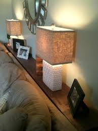 sofa table behind couch against wall. Formidable Sofa Table And Images About Shelftable Behind Couch On Pinterest Along With Lamps Against Wall