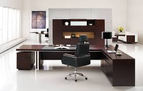 modern desk office. Professional Office Desk Sleek Modern Executive Company Intended For Contemporary Decorations 2