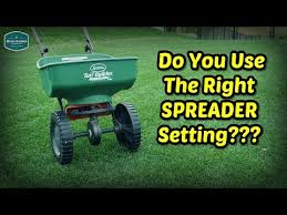 Sta Green Spreader Settings Conversion Chart Fertilizer Spreader Settings How To Calibrate Spreader For