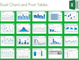 Table Chart Design Design Your Excel Charts Graphs And Pivot Tables