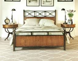 wood and metal bedroom sets. Interesting Sets Wood And Metal Bedroom Furniture Photo 6  With Wood And Metal Bedroom Sets D