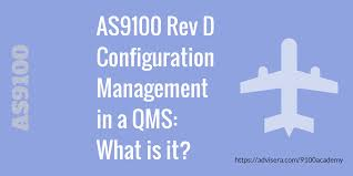 As9100 Process Flow Chart As9100 Rev D Configuration Management In A Qms What Is It