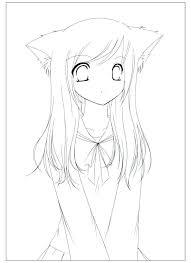 Anime Da Colorare E Stampare Per Download Fan Art Ed A The