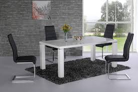 dining room best choice of high gloss dining table sets great furniture trading company in