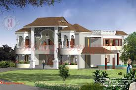 architectures dream house building dream house design india home