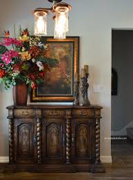 Old World Living Room Furniture Old World Hand Painted Furniture Dining Room Buffet Marisol