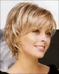 Image Coiffure Cheveux Court Pour Femme De 50 Ans Coupe De