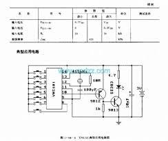 index remote control circuit circuit diagram com yn5101 electric fan infrared remote control coding circuit