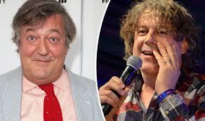Alan Davies reveals he nearly quit QI when Stephen Fry left the show   TV &  Radio   Showbiz & TV   Express.co.uk