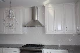 interior glass tile kitchen backsplash white pretty within clever genuine 2 white glass tile