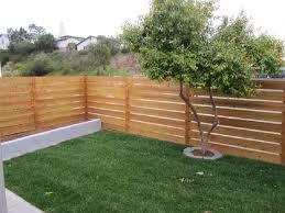 Wood Fence Wide Craftsmanbb Design