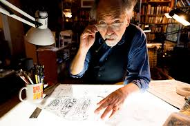 Drawing Is Always A Struggle An Interview With Art Spiegelman By