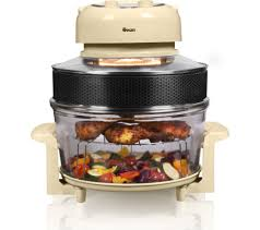 Currys Small Kitchen Appliances Buy Swan Halogen Sf31020cn Oven Air Fryer Cream Free