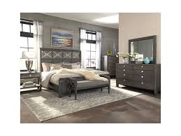 Trisha Yearwood Home Collection by Klaussner Music City Queen Bedroom Group  | Becker Furniture World | Bedroom Groups