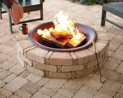 CobraCo Round Bravo Fire PitFB6540  The Home DepotHome Depot Fire Pit