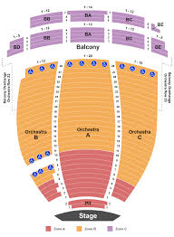 Fred Kavli Theatre Detailed Seating Chart Buy Finding Neverland Tickets Front Row Seats