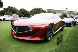 Acura Concept Cars Inspirations Including Precision Picture Car ...