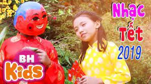 NGÀY XUÂN LONG PHỤNG SUM VẦY ♫ Nhạc Tết Nhạc Xuân Thiếu Nhi 2019 - YouTube