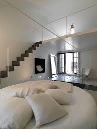 Small Attic Bedroom Design Design Ideas For Small Loft Spaces Beautiful White Grey Purple