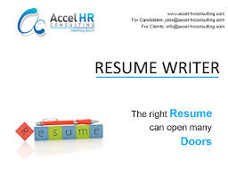 Distribution Resume Review Service