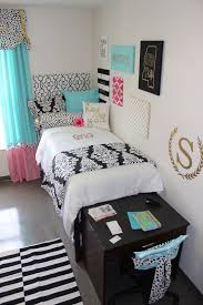 Black White Turquoise Bedroom Ideas 2