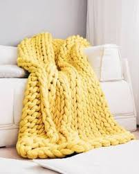 Chunky Knit Blanket Pattern Stunning This Is The Easiest Tutorial For That Chunky Knit Blanket Everyone
