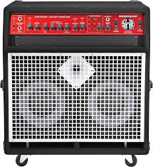 Swr redhead combo bass amp review
