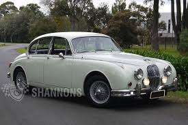Jaguar MkII 3.8 'Manual' Saloon Auctions - Lot 10 - Shannons